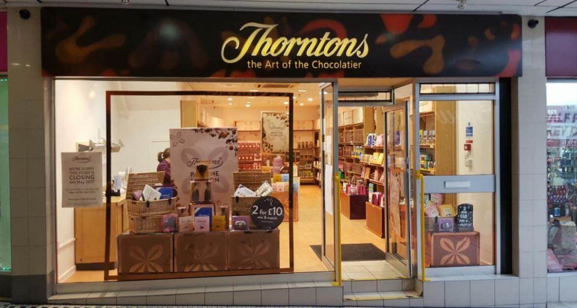 Thorntons Survey