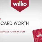 Wilko Survey at www.WilkoHaveYourSay.com – Win £100 Voucher
