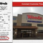 Woods Supermarket Survey at www.woodsfeedback.com – WIN $100 Gift Card