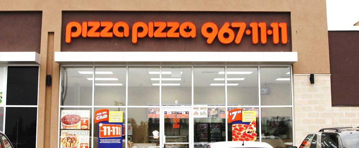 Pizza Pizza Feedback Survey