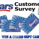 Sears Feedback Survey: www.SearsFeedback.com – WIN $500 Gift Card