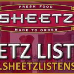 Sheetz Listens Survey at www.SheetzListens.com – WIN a $250 Sweepstakes