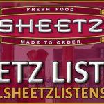 SheetzListens Survey at www.SheetzListens.com – WIN $250 Sweepstakes