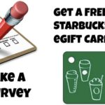 Mystarbucksvisit | Starbucks Survey at www.Mystarbucksvisit.com | Get Drinks