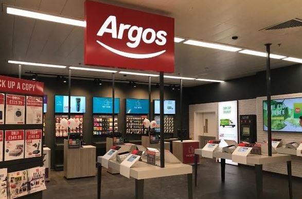 Argos Feedback Survey