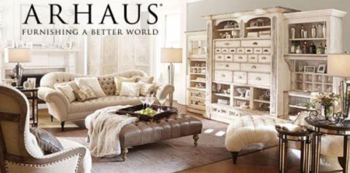 Arhaus Furniture Survey