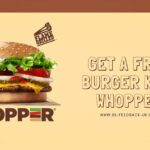 Burger King Survey – www.MyBKexperience.com – Free whopper