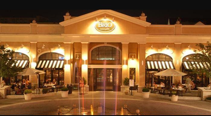 BRIO Tuscan Grille Customer Feedback Survey