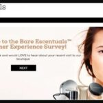 www.barelistens.com – Bare Escentuals Customer Experience Survey Guide