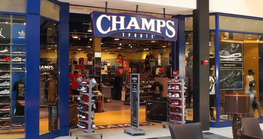 Champs Sports Customer Survey