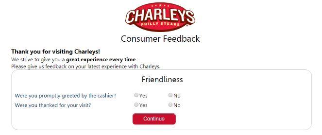 Charleys Survey