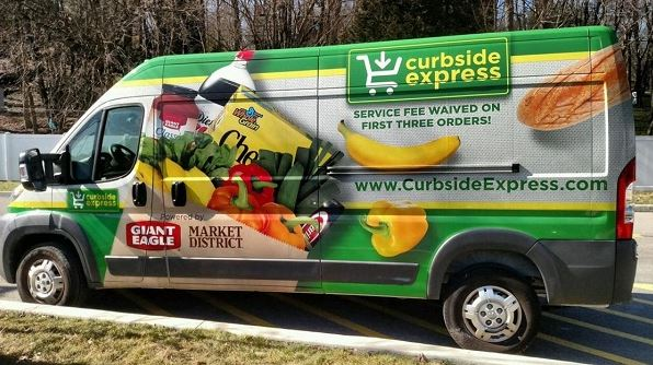 Curbside Express Experience Survey
