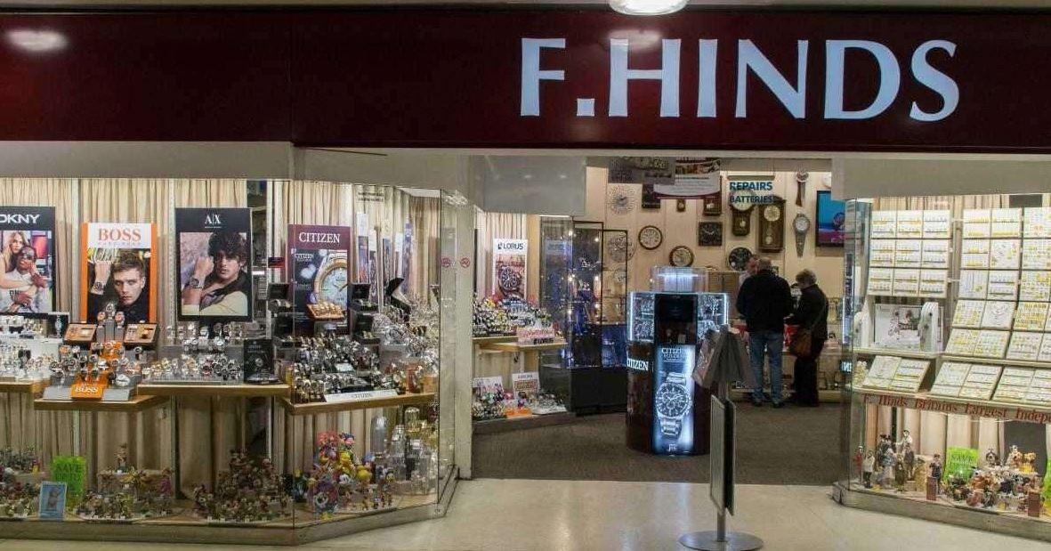 F.Hinds Customer Satisfaction Survey