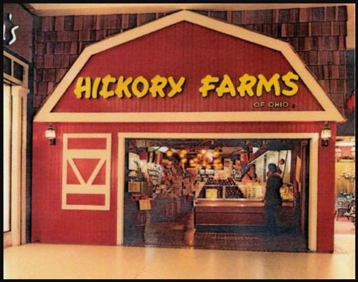 Hickory Farms Gift Survey