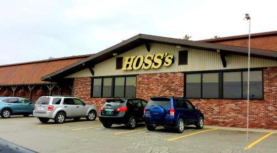 Hoss's Steak and Sea House Survey