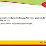 Mazzio's Customer Loyalty Index Survey – Win Mazzio's Coupons