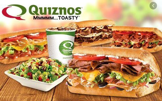 Quiznos Survey