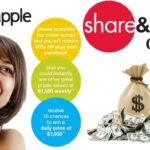 Red Apple Listens Survey at www.Redapplelistens.com – Win $1,000 daily plus $1,500 weekly!!