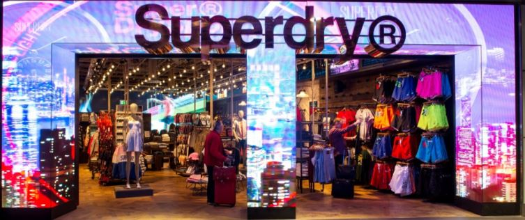 SuperDry Survey
