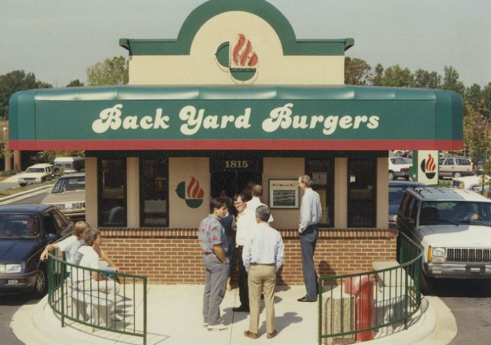 Back Yard Burgers Survey