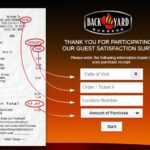 Back Yard Burgers Survey At www.Backyardburgersfeedback.com – Win a Surprise Gift