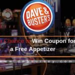 Dave and Buster's Guest Satisfaction Survey 2020