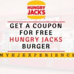 My HUNGRY JACK'S® Experience Survey 2020