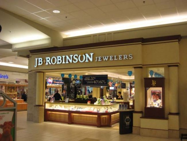JB Robinson Jewelers Survey