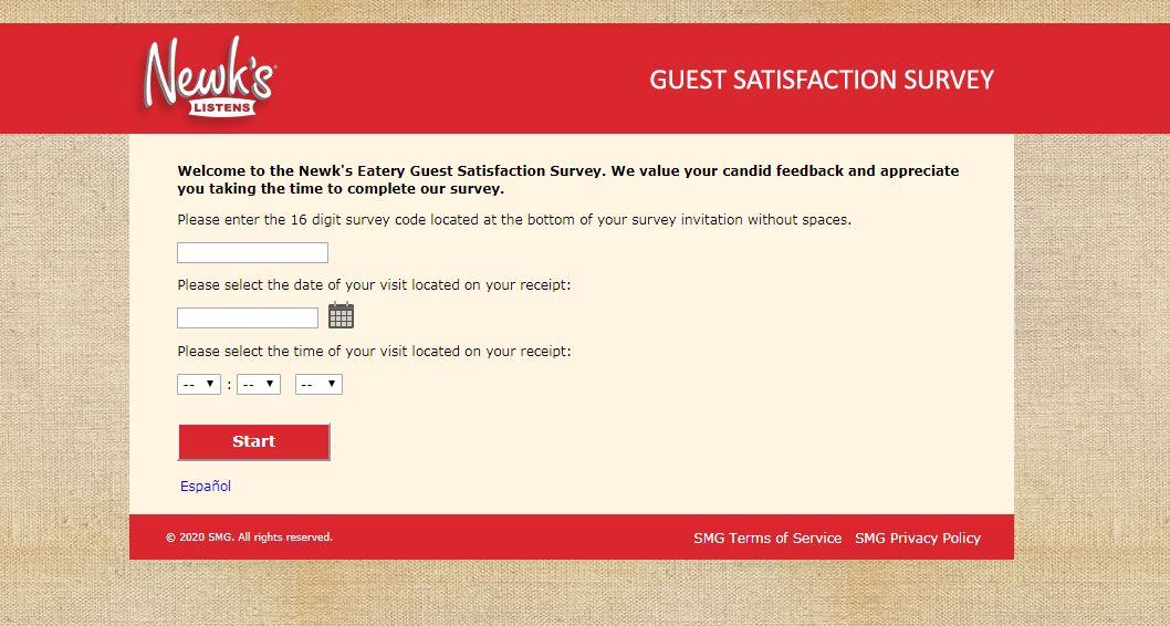 Newkslistens Survey