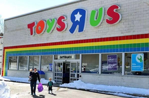 ToysRUs Canada Survey