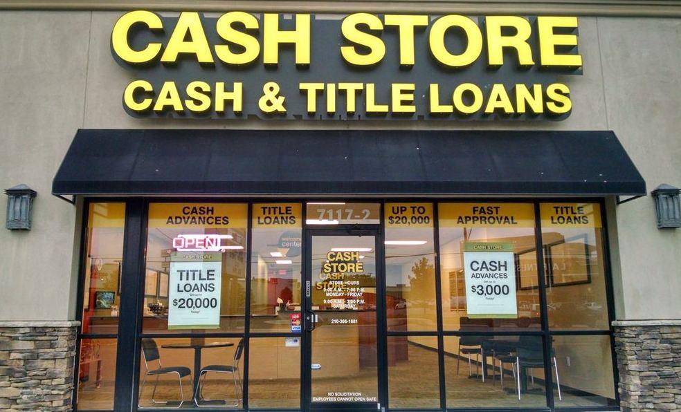 cash store survey