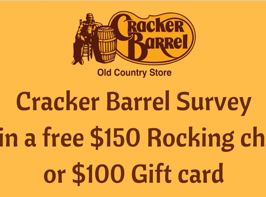 cracker barrel survey