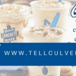 TellCulvers – Culvers Survey – Free Frozen Custard Coupon