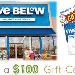 Five Below Survey At www.FiveBelowSurvey.com – Win $100 Gift Card