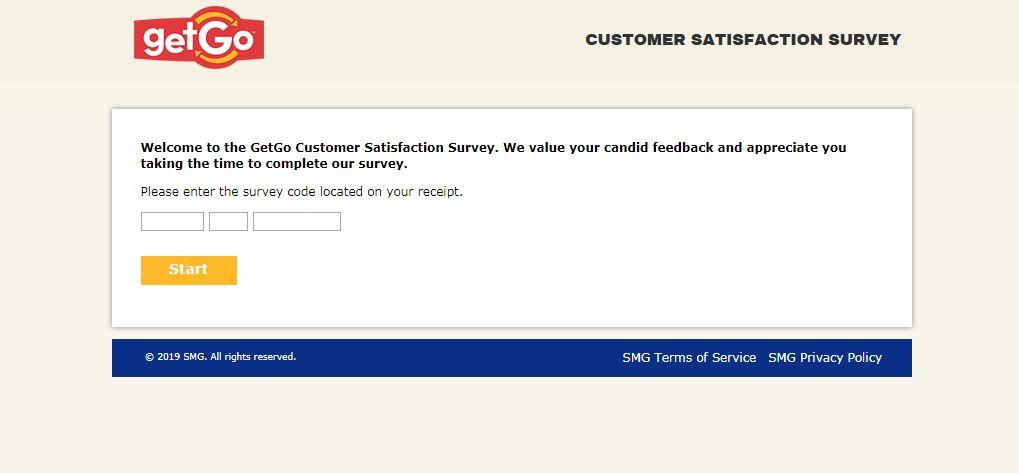 getgo survey