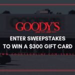 Goodysonline.com/survey | Goody's Survey – Win $300 Gift Card