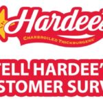 Win Hardees Coupon by Taking Hardees Survey @ www.tellhardees.com