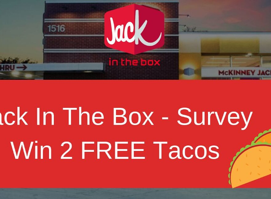 Jack in the Box survey