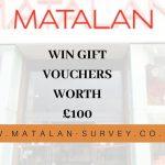 Matalan Survey @ www.matalan-survey.com | Win £100 Vouchers …