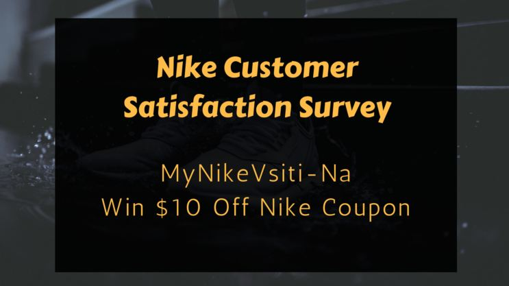 nike survey