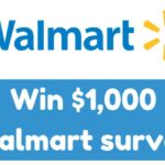Walmart Canada Survey at survey.walmart.ca – Win $1,000 Prize