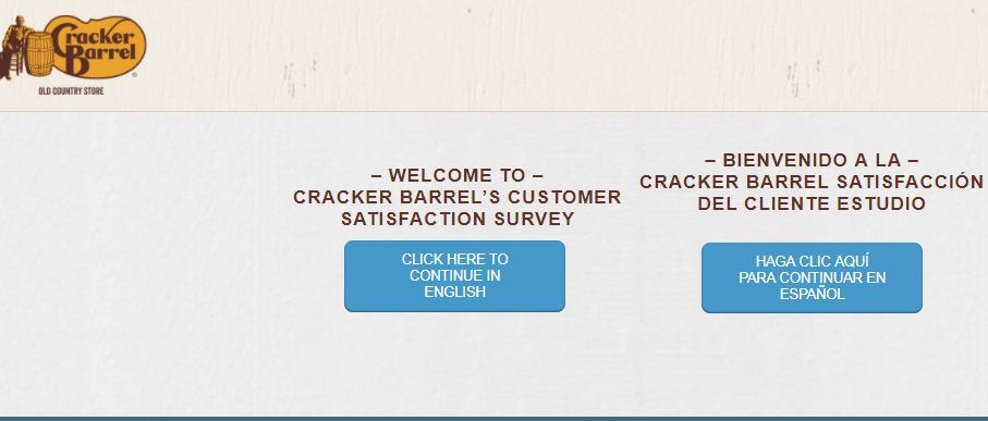 CrackerBarrel-survey