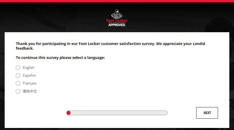 FootlockerSurvey