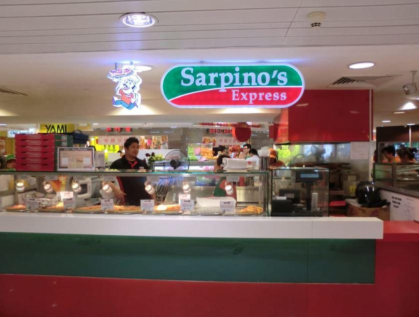 Sarpino's Pizzeria Customer Experience Survey