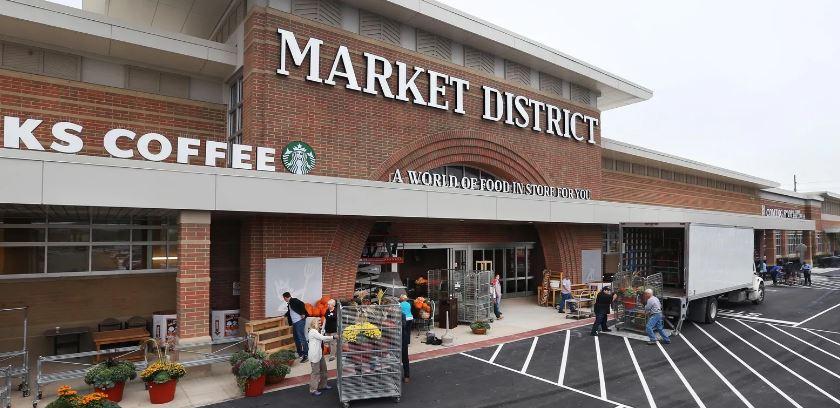 Market District Guest Satisfaction Survey