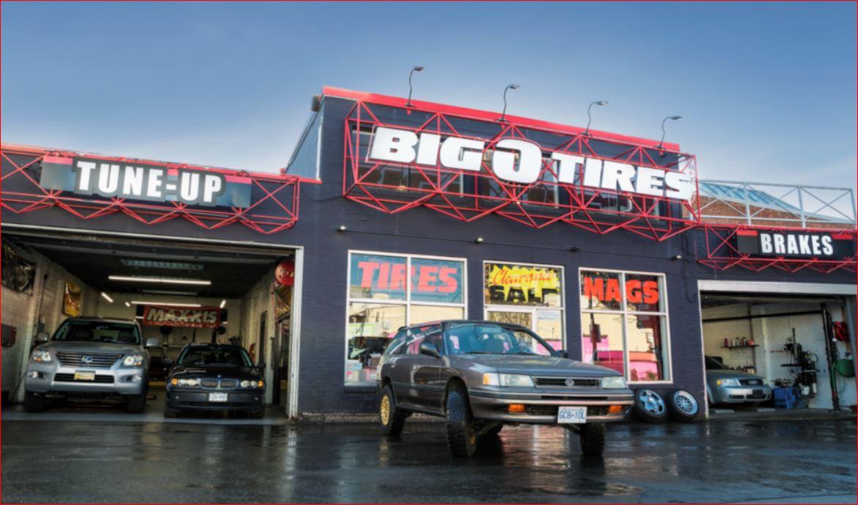 Big O Tires Guest Feedback Survey