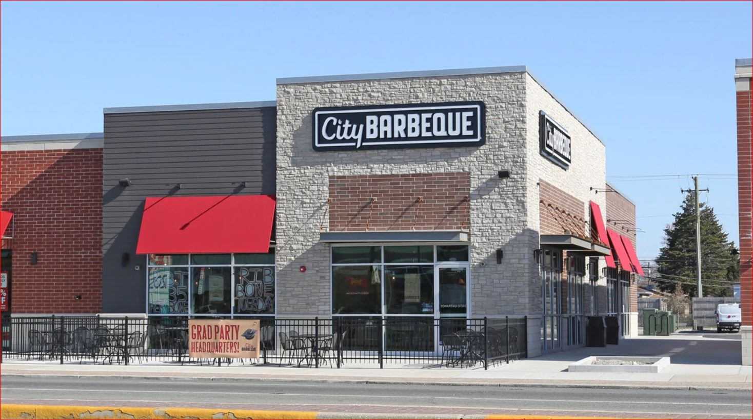 City Barbeque Customer Feedback Survey