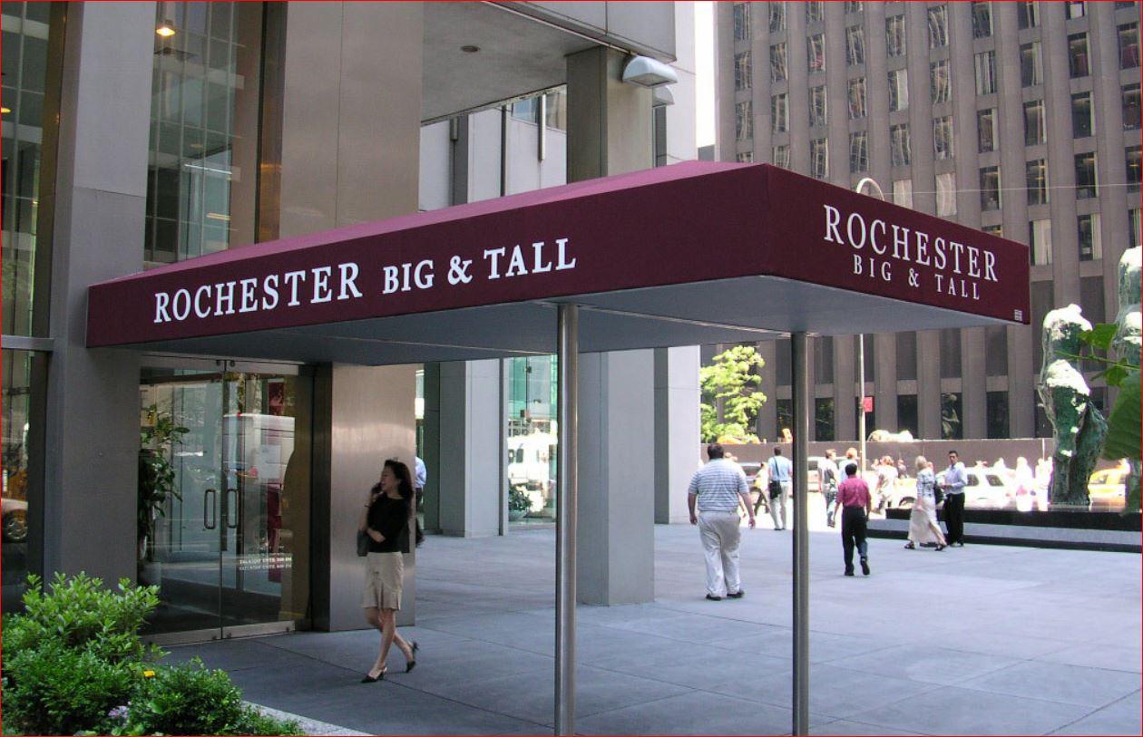Rochester Big & Tall Guest Feedback Survey
