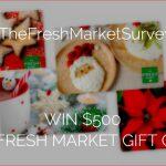 TheFreshMarketSurvey | Official The Fresh Market® Survey