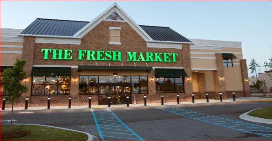 The Fresh Market Guest Feedback Survey